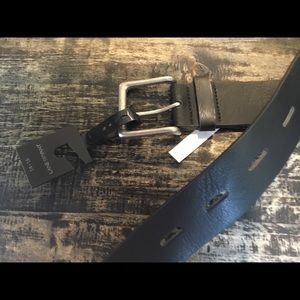 Accessories - New with tags blank belt 14/16
